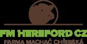 Farma Machač Chřibská Logo